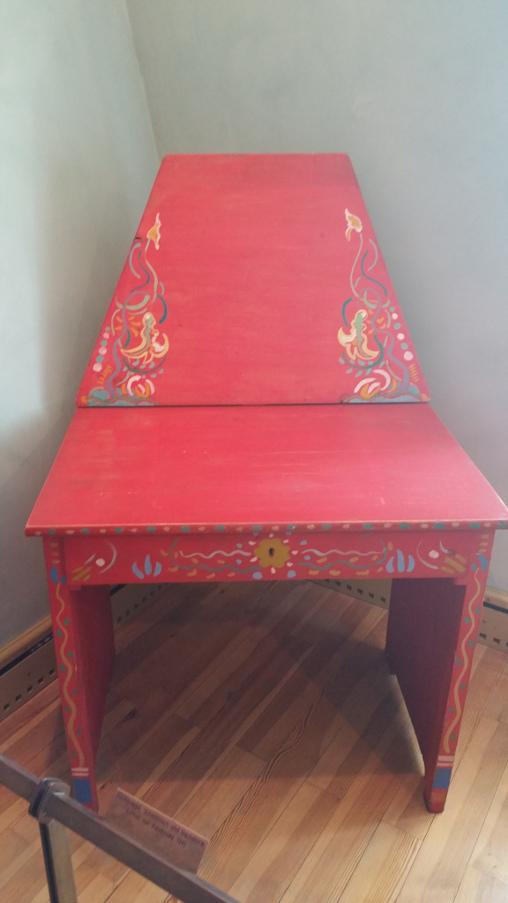 Kandinsky, Tisch