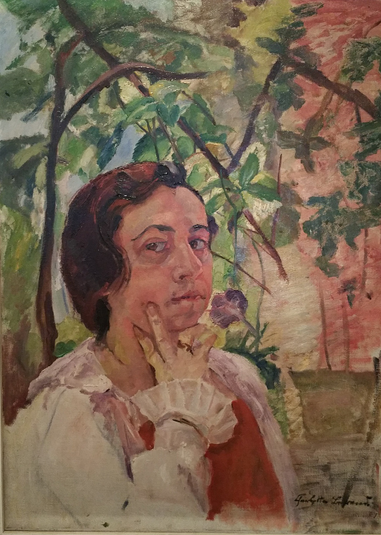 Berend Corinth, 1920