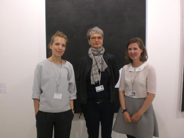 Art Basel, Barbara Weiss