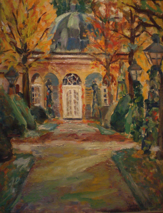 Wolfthorn Pavillon