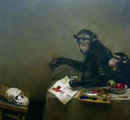 Feinstein_2-Affen-mit-Totenkopf