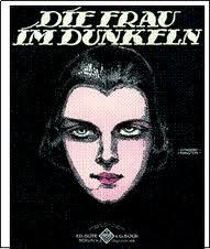 Die Frau im Dunkeln