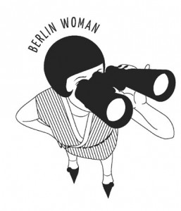 Berlin-Woman Logo