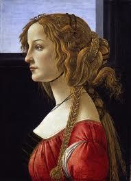 Sandro Botticelli, Profilbild einer jungen Frau, ca. 1476, Gemäldegalerie Berlin SMPK, Bild: www.smpk.de