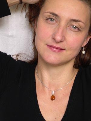 Ursula Scribano auf Berlin-Woman