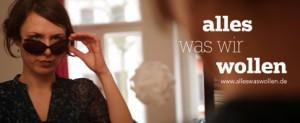 ALLESWAS WIR WOLLEN auf Berlin-Woman