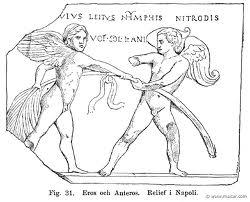 Eros und Anteros, Bild: www.maicar.com