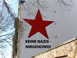 Berlin-Woman_keine nazis nirgendwo