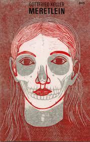 Laura Jurt, Illustration zu Gottfried Keller, das Meretlein, Bild: www.weibblick.com