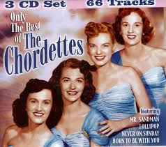 The Chordettes auf Berlin-Woman