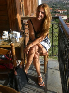 Afrodite Kosmetou-Mcrostie, ©Berlin-Woman