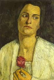 Paula Modersohn-Becker, Clara Rilke-Westhoff, 1905, Kunsthalle Hamburg, Bild: en.wikipedia.org