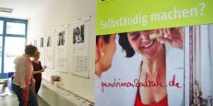 Gründerinnenzentrale auf Berlin-Woman