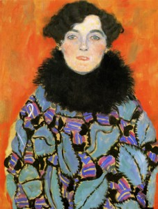 Bild: Gustav Klimt Johanna Staude (unvollendet), 1917/18 Belvedere, Wien, Bild: www.form.de