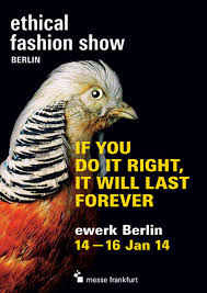 Ethical Fashion Show 2014 auf Berlin-Woman