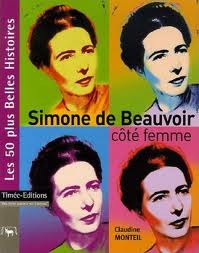 Simone de Beauvoir auf Berlin-Woman