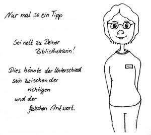 Autor: Dörte Böhner, Bild: www.bibliothekarisch.de