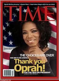 Oprah Winfrey auf Berlin-Woman