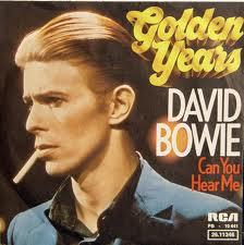 David Bowie auf Berlin-WoMan