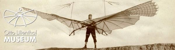 Otto Lilienthal auf Berlin-Woman