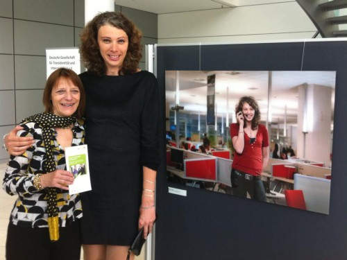 Carola Muysers und Patricia Jenner, Foto: Jeroen Stolwijk