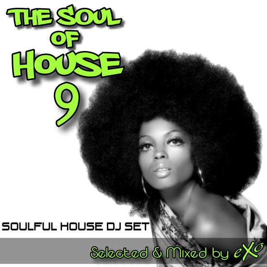 Soul of House auf Berlin-Woman