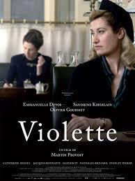 Violette Leduc auf Berlin-Woman