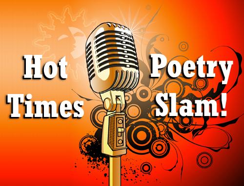 Bild: Poetry Slam Festival, Ohio, 5.-7.9.2014. www.hottimesfestival.com