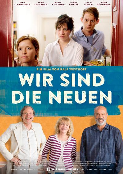 Wir sind die Neuen auf Berlin-Woman