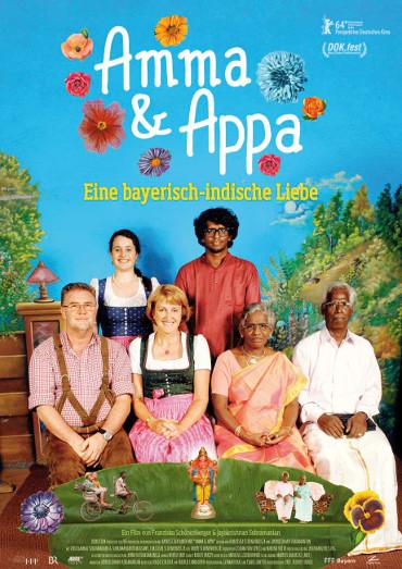 Amma & Appa auf Berlin-Woman