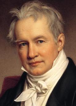 Alexander v. Humboldt, Portrait von Joseph Stieler, 1843, Bild: de.wikipedia.org