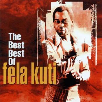 Fela Kuti auf Berlin-Woman