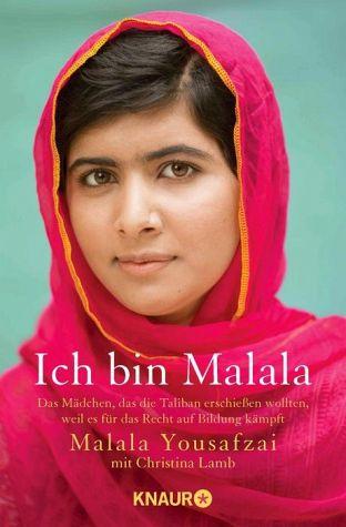 Malala Yousafzai auf Berlin-Woman