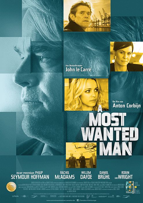 a most wanted man auf Berlin-Woman