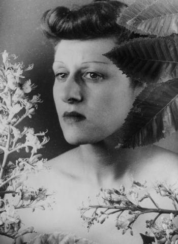 Grete Stern, Selbstportrait 1935, Neuvergrößerung 1958 Bauhaus-Archiv BerlinBild: bauhaus-online.de