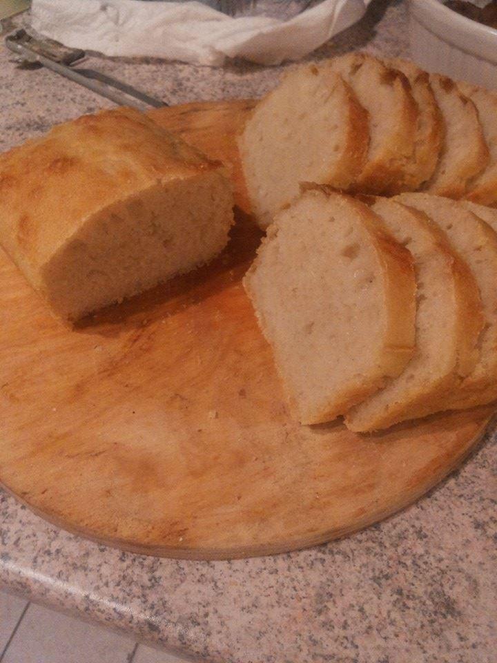 Buttermilchbrot. Produkt und Foto: ©Nicole Nebi