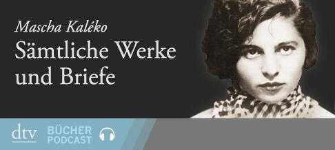Mascha Kaleko auf Berlin-Woman