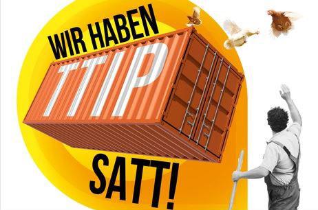 Berlin-Woman_Demo gegen TTIP und CETA