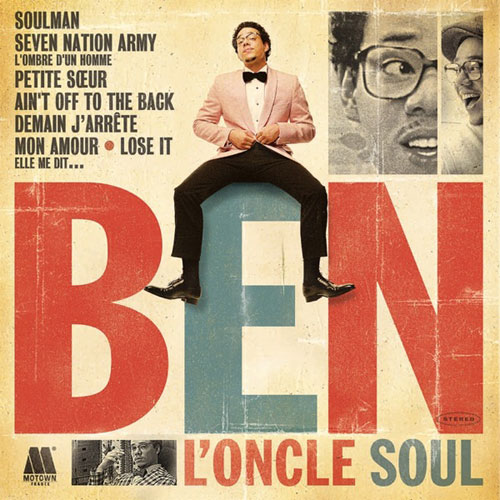 Ben l Oncle Soul auf Berlin-WoMan