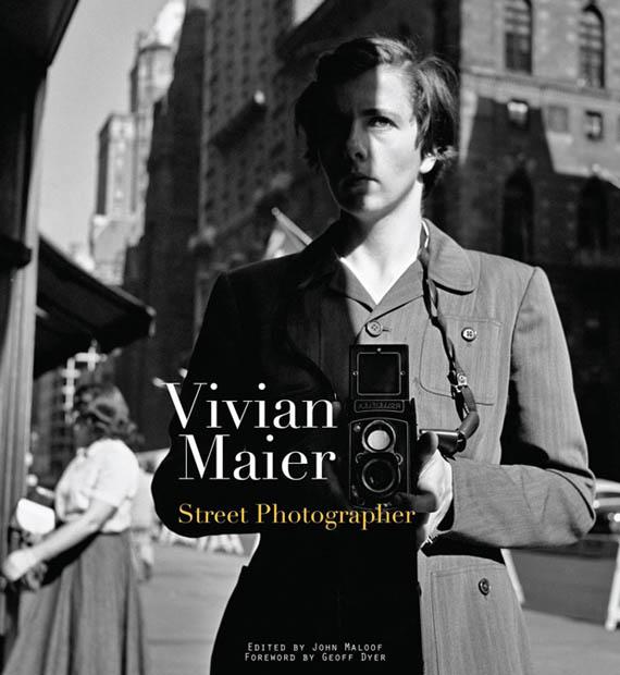 Vivian Maier auf Berlin-Woman