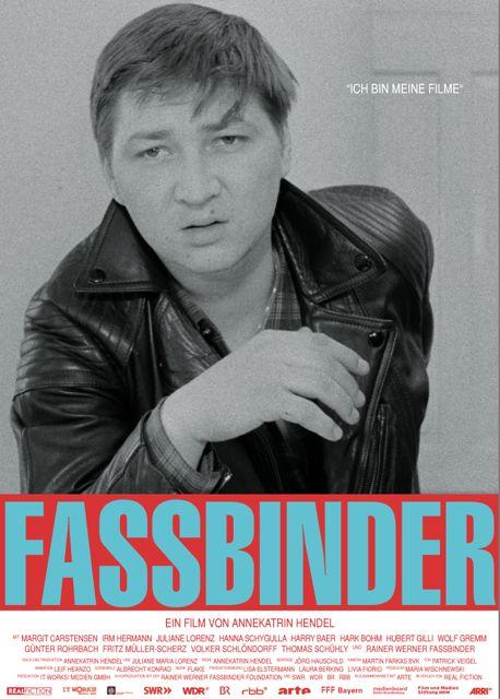 Fassbinder auf Berlin-Woman