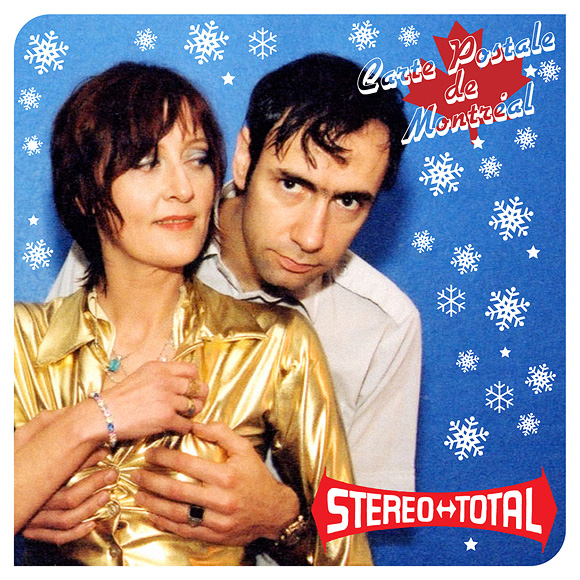 Stereo Total auf Berlin-Woman
