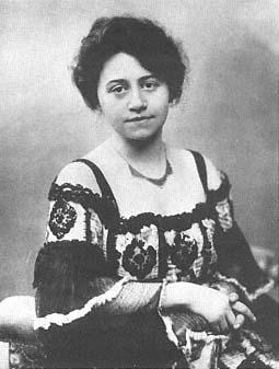 Charlotte Berend-Corinth 1924, Bild: publishing.cdlib.org