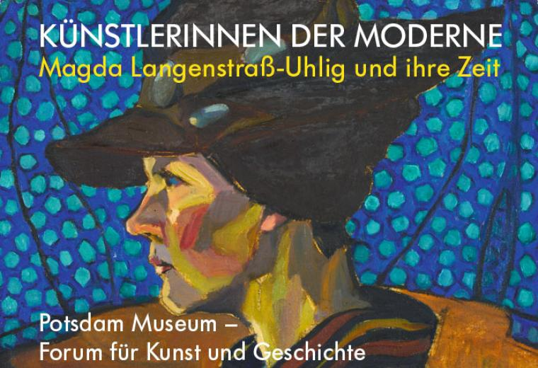 Magda Langenstrass-Uhlig auf Berlin-Woman