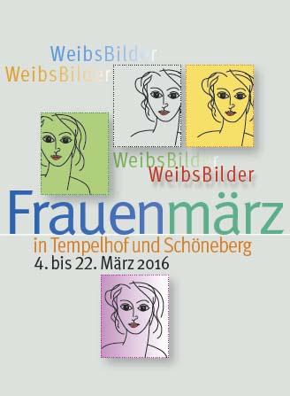 Berliner Frauenmaerz 2016 auf Berlin-WoMan