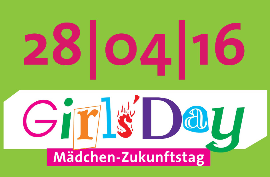 Girls Day 2016 auf Berlin-Woman