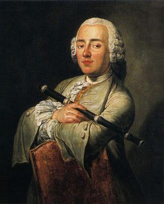 Hempel, Johann Wilhelm Ludwig Gleim, ca. 1750, Gleimhaus, Bildquelle: de.wikisource.org