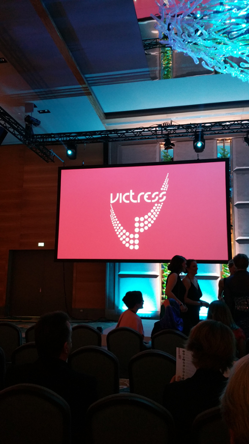 Victress Awards 2016 auf Berlin-Woman