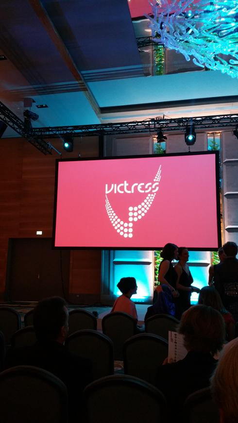 Victress Awards 2016 auf Berlin-Woman