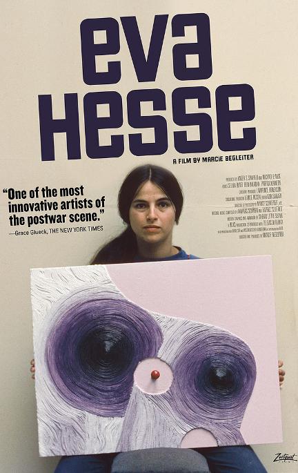Eva Hesse auf Berlin-Woman